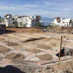 Cimientos Syconca Proyecto de Construccion bungalow Villas de abama