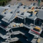 Proyecto Syconca Construccion de tres plantas de las villas de abama