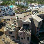 Segunda etapa Villas de abama Syconca Proyecto de Construccion tres plantas
