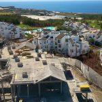 Segunda etapa Villas de abama tres plantas Syconca Proyecto de Construccion