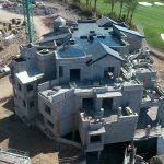 Syconca Proyecto Construccion de los cimientos de las villas de abama