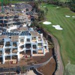Synconca construccion villas de abama
