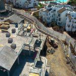 Synconca villas de abama Construccion