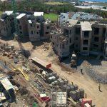 Primera etapa construccion Cimientos Syconca Proyecto Villas de abama