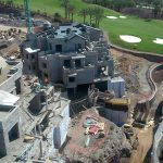 Villas de abama cimientos Syconca Proyecto de Construccion