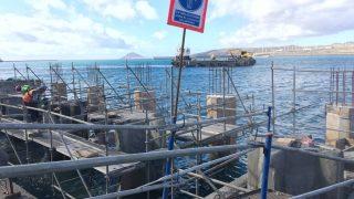Trabajo Syconca Construccion del puerto de Granadilla