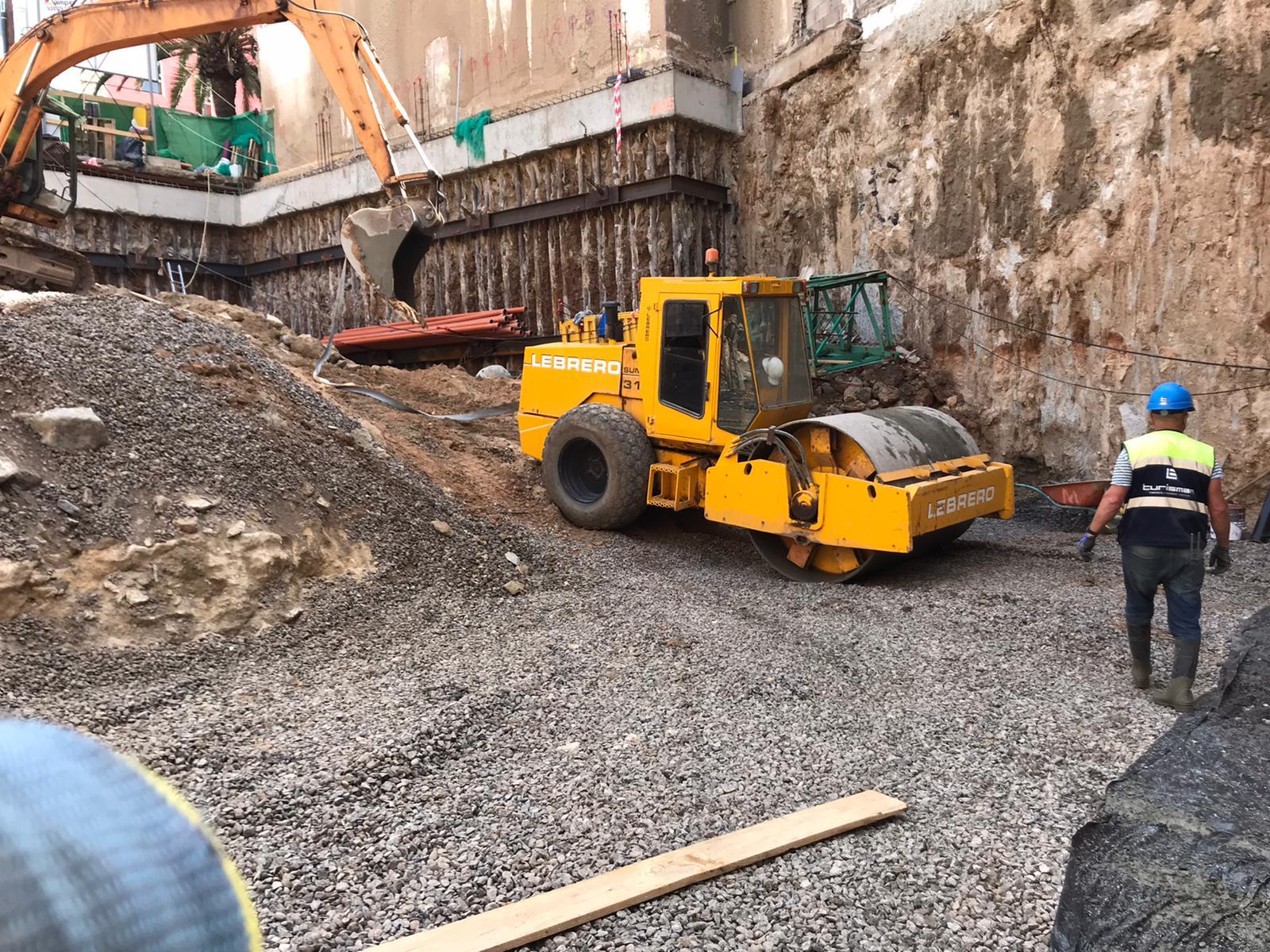 construcción syconca